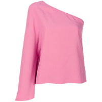 Theory Blusa Assimétrica - Rosa