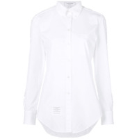 Thom Browne Camisa 'toy Icon' Com Logo - Branco