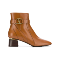 1206cf0d5b Tod's Ankle Boot De Couro - Marrom ...