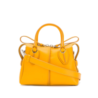 Tod's D-Styling Mini Tote - Amarelo