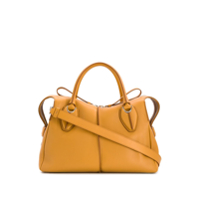 Tod's D-Styling Tote - Marrom
