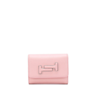 Tod's Carteira 'french Tt' - Rosa