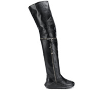 Toga Pulla Bota Over The Knee - Preto