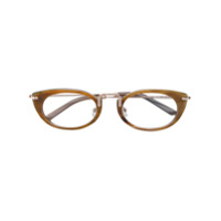Tom Ford Eyewear Cat-Eye Glasses - Neutro