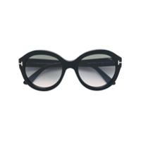 Tom Ford Eyewear Óculos De Sol 'kelly' - Preto