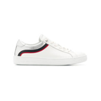 Tommy Hilfiger Lace-Up Sneakers - Branco