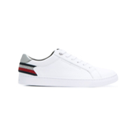 Tommy Hilfiger Low Lace-Up Sneakers - Branco