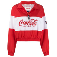 Tommy Jeans Jaqueta Tommy X Coca Cola - Vermelho