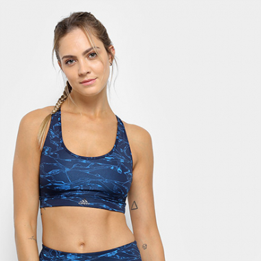 Top Adidas Power Graphic-Feminino