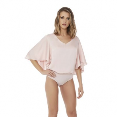 Top Body Satin Mg Ampla - G