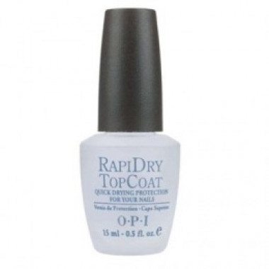 Top Coat Rapid Dry Opi 15Ml