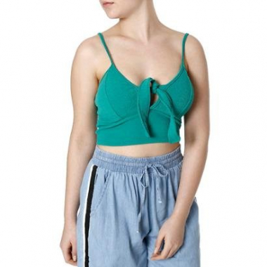 Top Cropped Fitwell-Feminino
