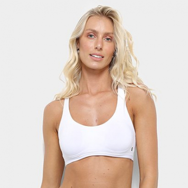 Top Liz Suto Washed Tiras Costas-Feminino