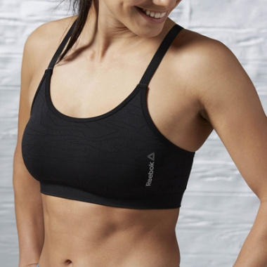Top Reebok Workout Ready Bra-Feminino