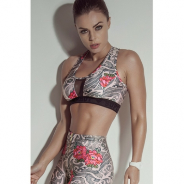Top Superhot Red Roses-Feminino