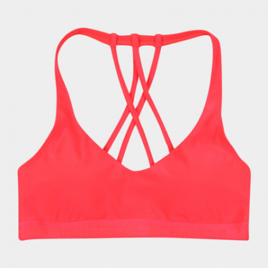 Top Under Armour Low Strappy-Feminino