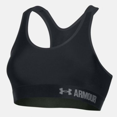 Top Under Armour Mid Solid-Feminino