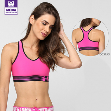 Top Under Armour Still Gotta Have It Média Sustenção-Feminino