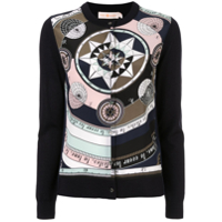 Tory Burch Cardigan Estampado