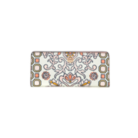 Tory Burch Carteira 'hicks Garden' Slim Envelope - Estampado