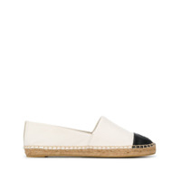 Tory Burch Espadrille Color Block - Neutro