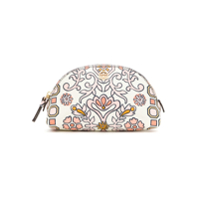 Tory Burch Necessaire 'hicks Garden' Pequena - Estampado