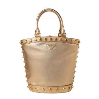 Tote Studs Gold