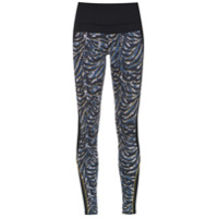 Track & Field Calça Legging 'escape' Tf Power® - Preto