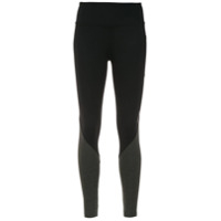 Track & Field Calça Legging 'sunset' - Mescla Medio