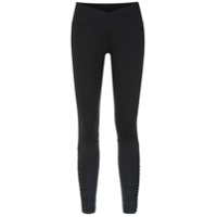 Track & Field Legging 'twist' - Preto