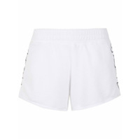 Track & Field Short Com Estampa Tecnologia Performance® - Branco