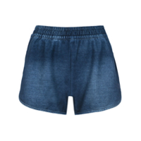 Track & Field Short De Moletom - Azul