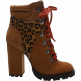Tractor Boot Animal Print | Schutz