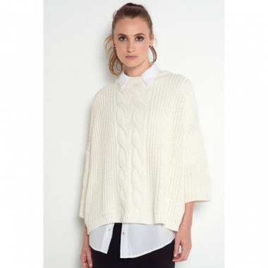 Tricot Provence Off White