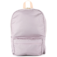 Tu Es Mon Trésor Tuck Ribbon Backpack - Roxo