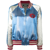 Undercover Jaqueta Bomber Bowie - Azul