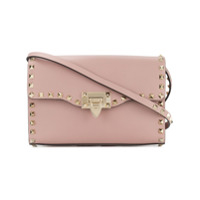 Valentino Rockstud Shoulder Bag - Rosa