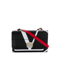 Valentino Valentino Garavani The Case Medium Crossbody Bag - Preto