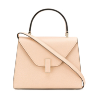 Valextra Iside Mini Tote Bag - Neutro
