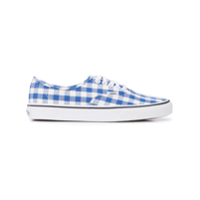Vans Tênis Authentic Gingham - Azul