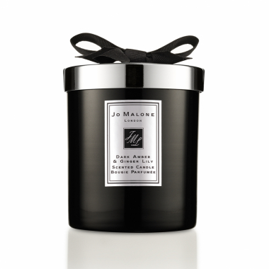 Vela Perfumada Dark Âmber & Ginger Lily Home Candle 200G