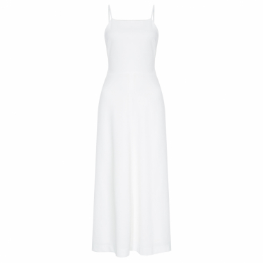 Vestido Long Fresh Clean - Off White