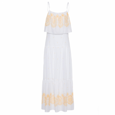 Vestido Sol Summer - Off White