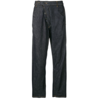 Vivienne Westwood Anglomania Alcoholic Jeans - Azul