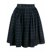 Vivienne Westwood Anglomania Short 'petite Drawers' - Azul