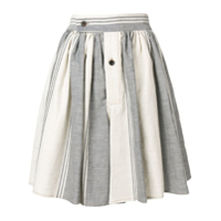 Vivienne Westwood Anglomania Wide Petite Drawers Shorts - Neutro