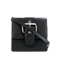 Vivienne Westwood Buckle Mini Bag - Preto