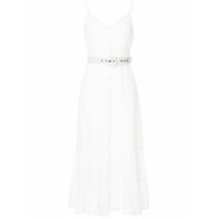 We Are Kindred Vestido Midi Sookie - Branco