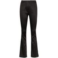We11Done Calça Slim Com Zíper - Preto