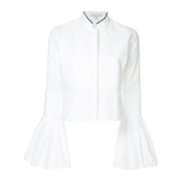 White Story Camisa Cropped 'betty' - Branco
